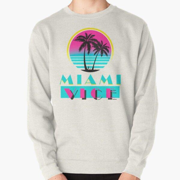 Miami Vice Sweatshirt épais