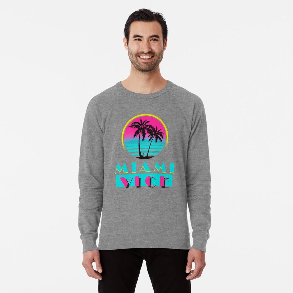 Miami Vice Lightweight Sweatshirt