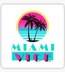 Miami Vice Sticker