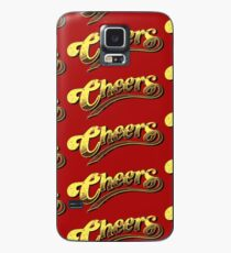 Cheers 80s TV Show 1980s Ted Danson Boston Bar Beer Sitcom Case/Skin for Samsung Galaxy