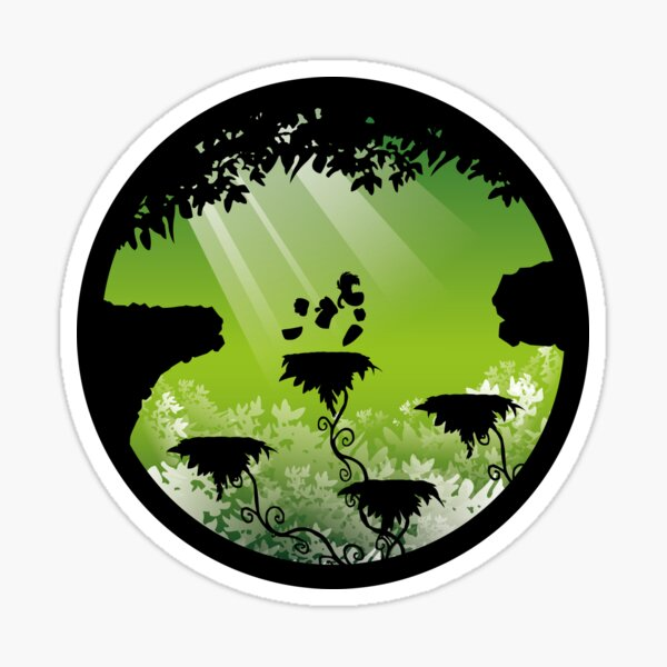 Rayman Sticker