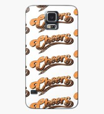 Cheers 80s TV Show Sitcom Ted Danson Bar Beer Case/Skin for Samsung Galaxy