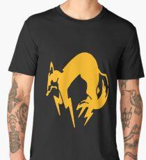 Metal Gear Solid - FOX Logo Men's Premium T-Shirt