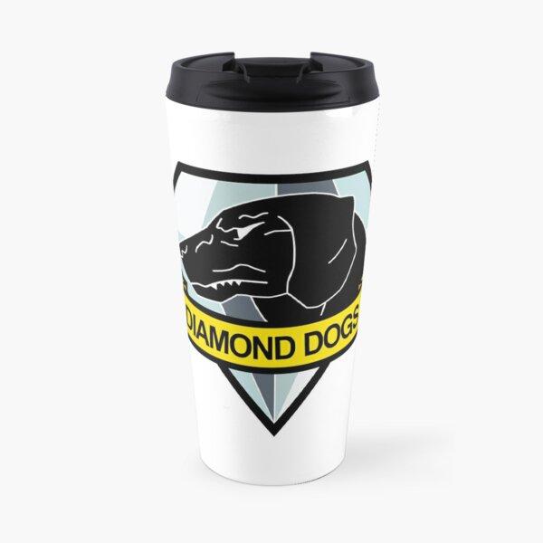 Metal Gear Solid - Diamond Dogs Insignia Travel Mug