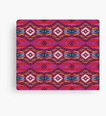 Repeat Pattern Two Canvas Print