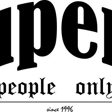 Superb people only by Bazzzz