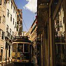 «Un tranvía por Lisboa» de GemAysh
