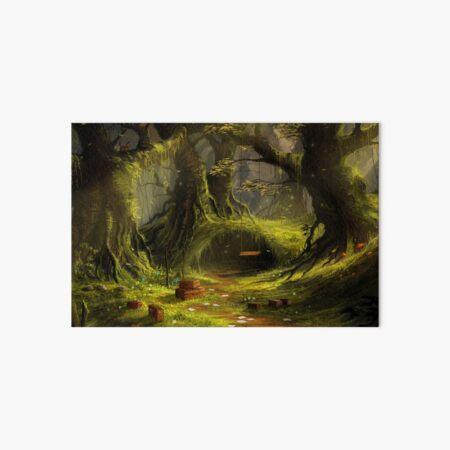 The Forgotten Forest Art Board Print