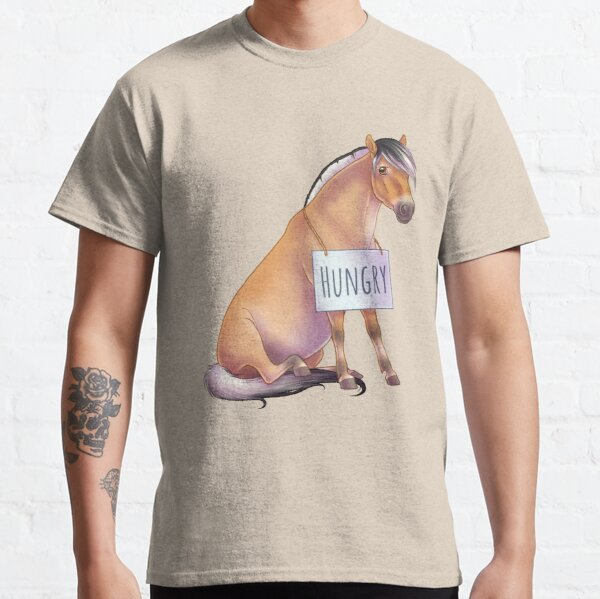 Fjord Norman is hungry Classic T-Shirt