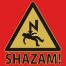 Shazam! by mikepom
