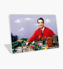 Mr Rogers Neighborhood Model Original  Laptop Skin