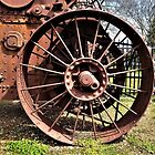 Functional Art - Cannonsburgh Historical Village, Murfreesboro, Rutherford County, TN. by Rebel Kreklow