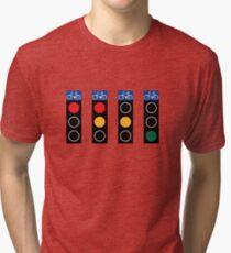 Stoplights Tri-blend T-Shirt