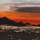 City at Night by James Lindsay