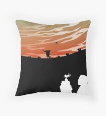 Let's get down to business! Throw Pillow