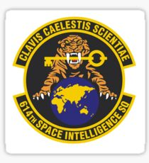 Space Intelligence Squadron Sticker