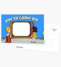 And that's...One To Grow On! Postcards
