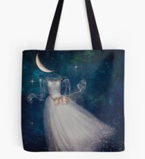 Love Me Like the Moon Tote Bag