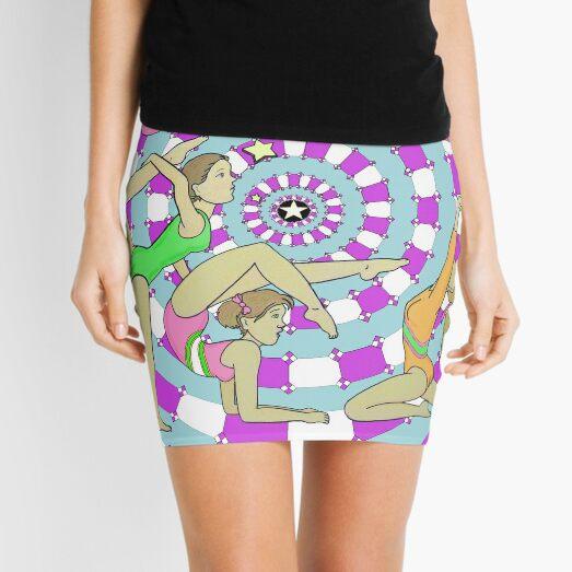 Gymnastic Superstar Mini Skirt