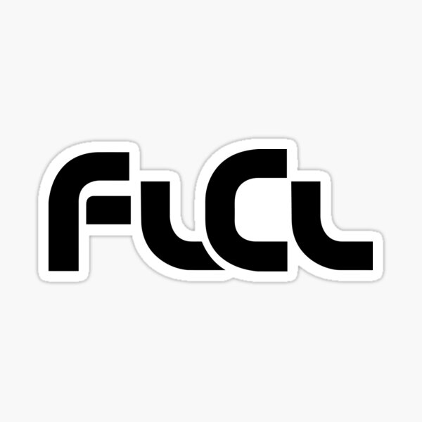 FLCL Fooly Cooly anime Sticker
