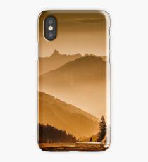 Arlberg Pass Mountain Landscape iPhone Case