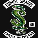 Tunnel Snakes - Capital Wasteland by Robert Lynch