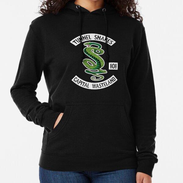 Tunnel Snakes - Capital Wasteland Lightweight Hoodie