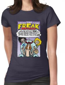 Fabulous Furry Freak Brothers Dope Quote Womens Fitted T-Shirt
