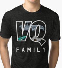 dd618f9b7ddb62 Nissan 350Z Infiniti G35 VQ Family Tri-blend T-Shirt