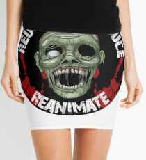 Reuse>Reduce>Reanimate (Alt Color Option) Mini Skirt
