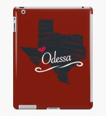 Odessa - Texas TX Souvenir - T-Shirts Stickers Apparel Gifts iPad Case/Skin