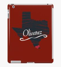 Olivarez - Texas TX Souvenir - T-Shirts Stickers Apparel Gifts iPad Case/Skin