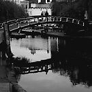 Camden Lock in London by AJPPhotography