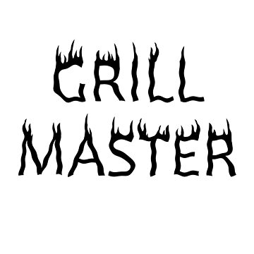 Grill Master by Randy8560
