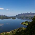 Skiddaw and Derwent Water by derekbeattie
