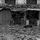Earthquake Nepal 2015 by queenenigma