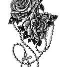 Roses by DarkHorseBailey