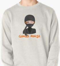 Ginga Ninja Ingwer AF Redhead Lustige Neuheit Ingwer-Regel Sweatshirt