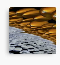 'Interface' Canvas Print