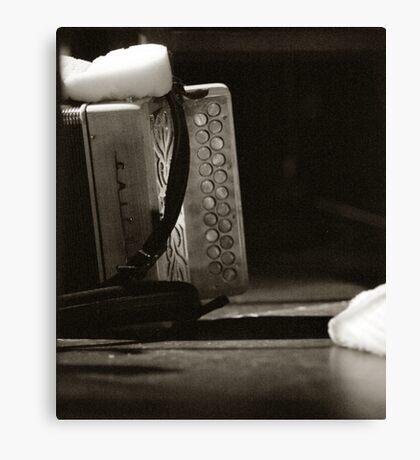 Sharon Shannon's Box Canvas Print