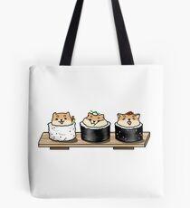 Bolsa de tela Sushiba (Shiba Sushi)