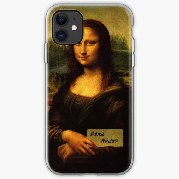 Dirty Mona iPhone Soft Case