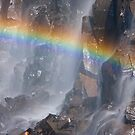 Chasing Rainbows in Yellowstone by A.M. Ruttle