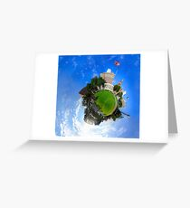 Planet Kennedy Greeting Card