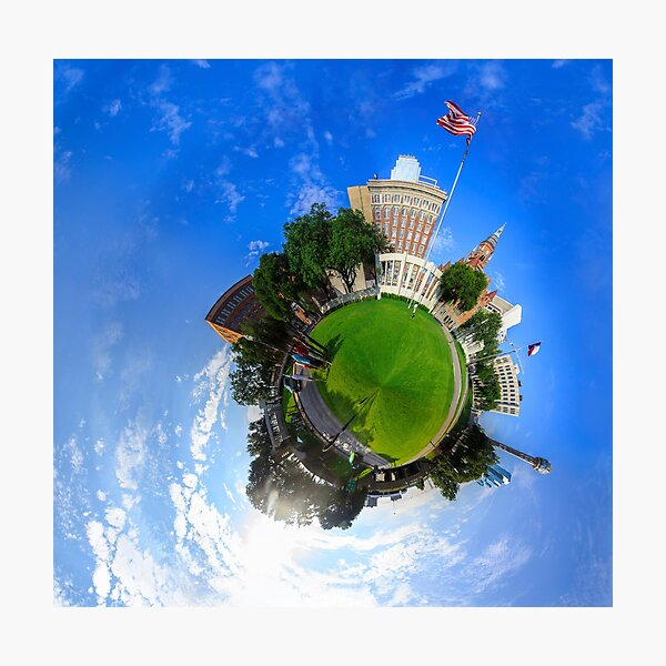 Planet Kennedy Photographic Print