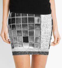 Window Reflection Mini Skirt