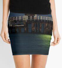 Twilight, Pt Lonsdale Pier Mini Skirt