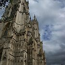 York Minster by Andy Beattie