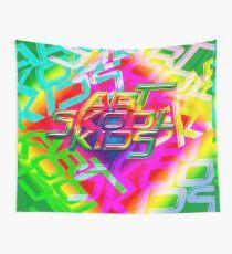 Art Skool Kids  Wall Tapestry