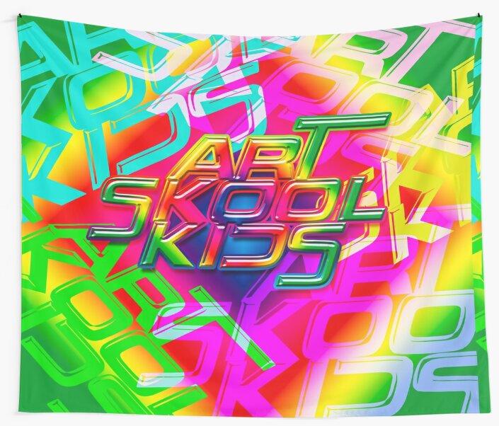 Art Skool Kids  by YODOTMEGA